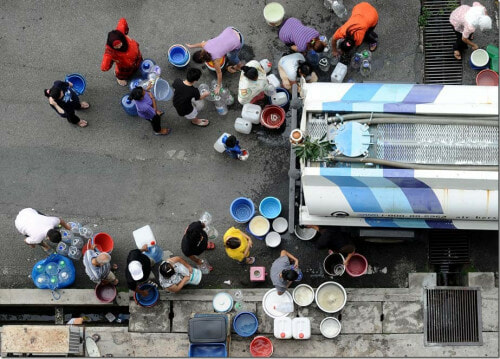 Check If Your Areas In Kuala Lumpur and Selangor Are Affected By Water Disruptions Starting March 6! - WORLD OF BUZZ 1