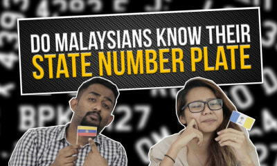 Do Malaysians Know Their State Number Plate? - WORLD OF BUZZ