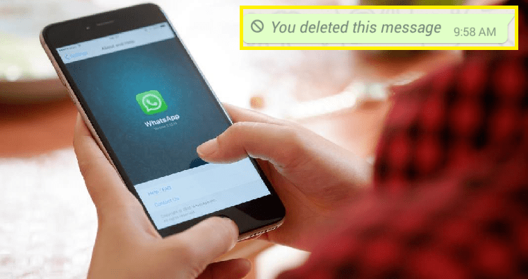 Embarrassing Messages from WhatsApp Can Now Be Deleted Even After One Hour - WORLD OF BUZZ 2