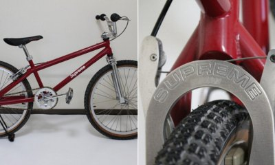 There's a Vintage Supreme Bike That Costs More Than RM180K & We Don't Know What to Think - WORLD OF BUZZ