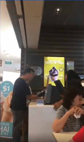 Furious Man Rages at McD Staff After They Asked Him to to Pay for RM3 Ice Cream - WORLD OF BUZZ 1