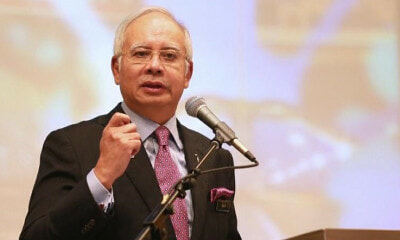 """It's Not True That GST Is to Be Blamed For Living Costs,"" Says PM Najib - WORLD OF BUZZ 2"
