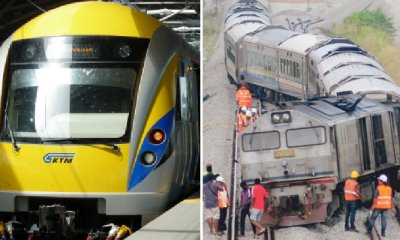 KTMB Slapped with Hefty RM60,000 Fine for Poor Condition of Coaches and Tracks - WORLD OF BUZZ 3