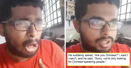 Mandarin-Speaking Indian Man Goes Viral After Calling Out Companies For Racist Job Requirements - WORLD OF BUZZ
