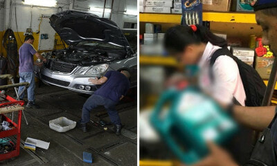 Mechanics Around The Klang Valley Are Selling Fake Engine Oil That Can Harm Your Car - WORLD OF BUZZ 4