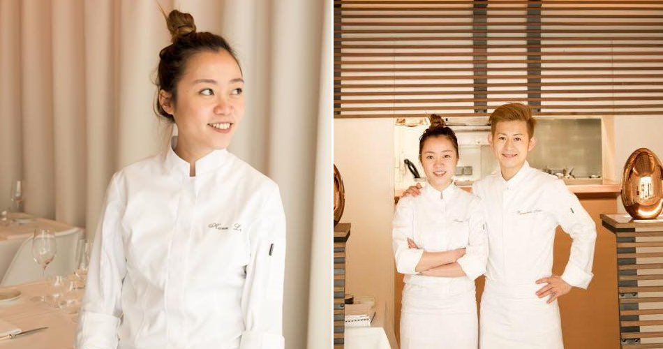 Meet Ipoh-born Kwen Liew, The First M'sian Female Michelin Star Chef - WORLD OF BUZZ 6