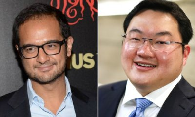 Minister: Jho Low and Riza Aziz Didn't Pay Taxes Because They Never Declared Income Before - WORLD OF BUZZ 2