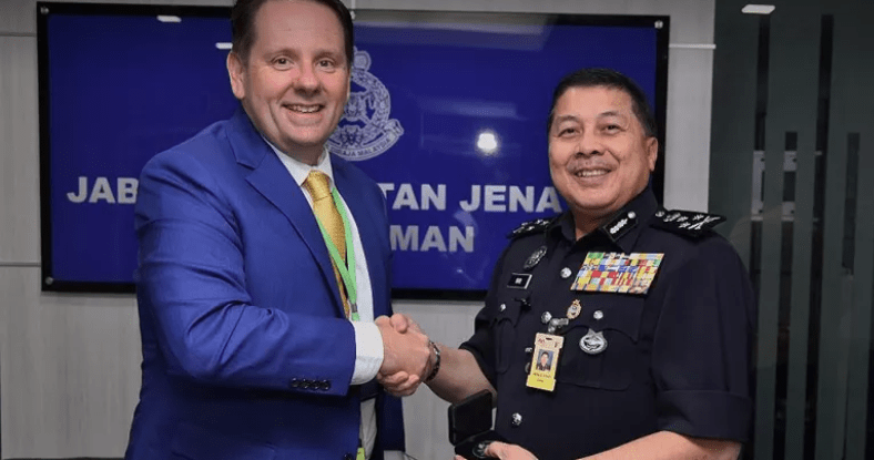 M'sia CID Chief Had Australian Bank Account with RM1 Million Frozen, Here's IGP's Response - WORLD OF BUZZ 3