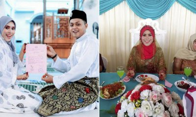M'sian Bride Attends Own Wedding Ceremony Alone After Husband's Leave Denied - WORLD OF BUZZ 5
