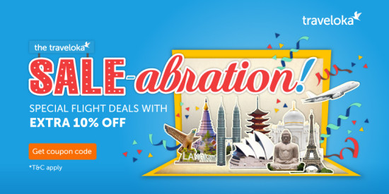 M'sians Can Now Sale-abrate with Traveloka's Huge Discounts on Flights & Hotels This March - WORLD OF BUZZ 5