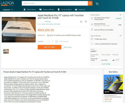Netizen Calls Out Lazada & Mudah For Allowing Apple Gadget Scams on Their Sites - WORLD OF BUZZ 13
