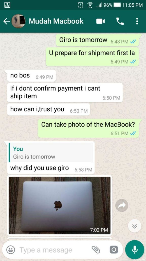 Netizen Calls Out Lazada & Mudah For Allowing Apple Gadget Scams on Their Sites - WORLD OF BUZZ 6