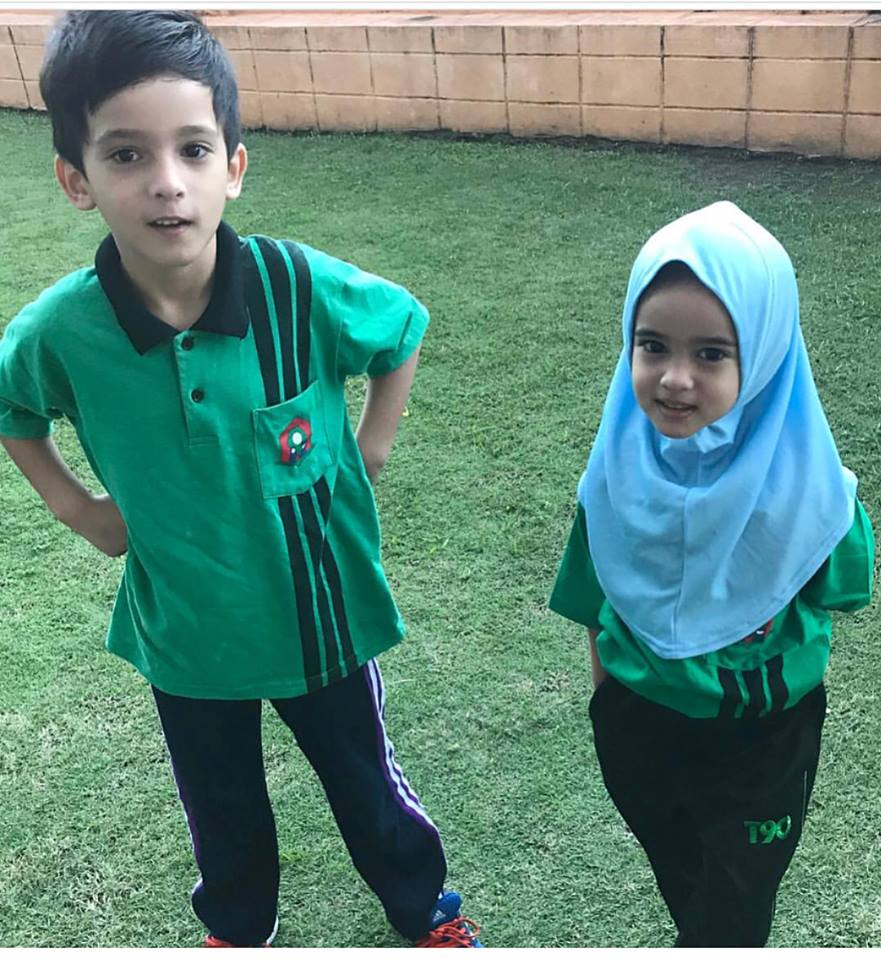 Police Confirmed That 2 Siblings Kidnapped from PJ Kindergarten Taken by Mother - WORLD OF BUZZ