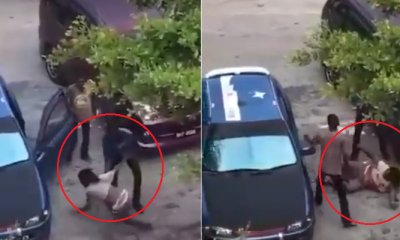 Police Had Set Out a Man-Hunt For Men Involved in Horrific Parang Attack - WORLD OF BUZZ 1