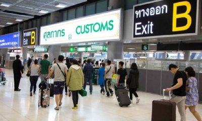 Thai Govt Announces Travellers Should Declare Electronic Devices at Customs - WORLD OF BUZZ 2