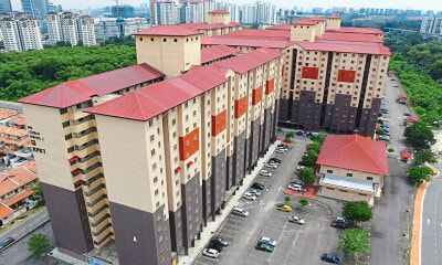The Urban Wellbeing Ministry Could Make it Easier For Msians to Own Low-Cost Apartments - WORLD OF BUZZ 1