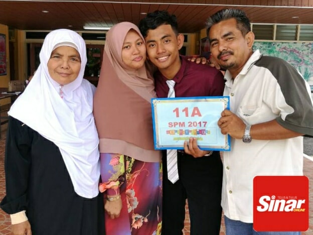 These SPM Scorers Prove That You Don't Need ...... to Succeed - WORLD OF BUZZ 2