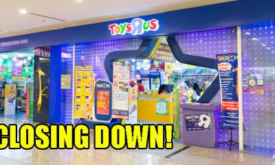 Toys 'R' Us Closing Down All Stores in US and UK, Selling Asia Operations Too - WORLD OF BUZZ 3