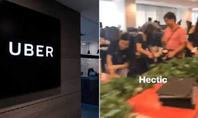 Uber SG Staff Allegedly Asked to Leave Building in 2 Hours After Grab Acquisition - WORLD OF BUZZ