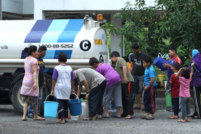 Water Supply in Klang Valley to Normalise Today, Syabas Says - WORLD OF BUZZ