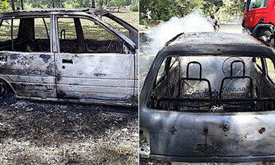Wife Sets Husband's Car Ablaze After He Refuses To Replace It With A New One - WORLD OF BUZZ