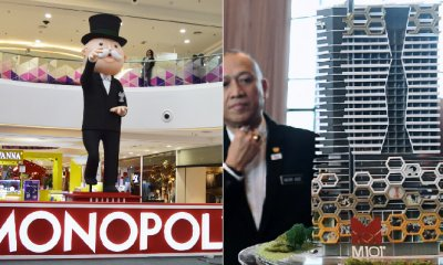 World's First Monopoly Hotel Will Be Opened in Kuala Lumpur in 2019! - WORLD OF BUZZ 1