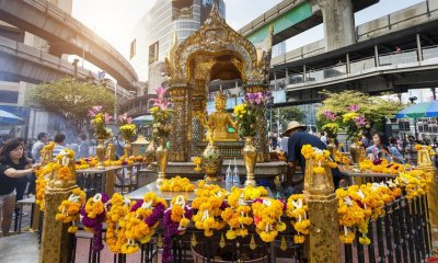 You Can No Longer Light Up Incense or Candles at Bangkok's Erawan Shrine - WORLD OF BUZZ 6