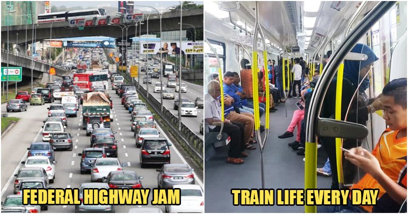 10 Painful Things M'sians Who Live in PJ But Work in KL Can Confirm Relate to - WORLD OF BUZZ 1