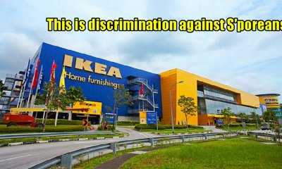 Some S'poreans Are Angry That IKEA SG Gave M'sian Employees Paid Leave for GE14 - WORLD OF BUZZ 1