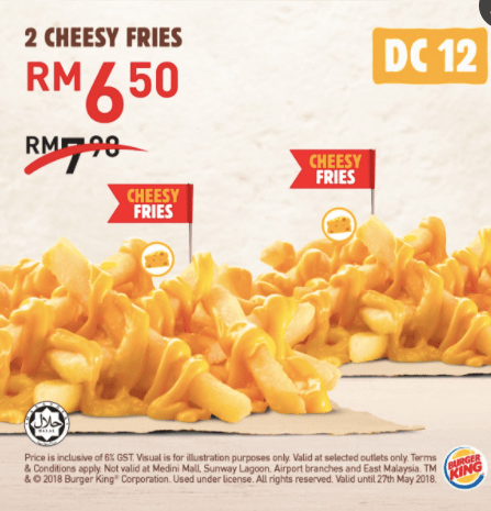 16 Free Unlimited Burger King Up For Grab! - WORLD OF BUZZ 11