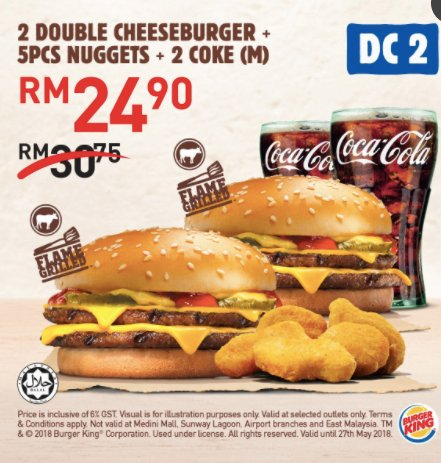 16 Free Unlimited Burger King Up For Grab! - WORLD OF BUZZ 1