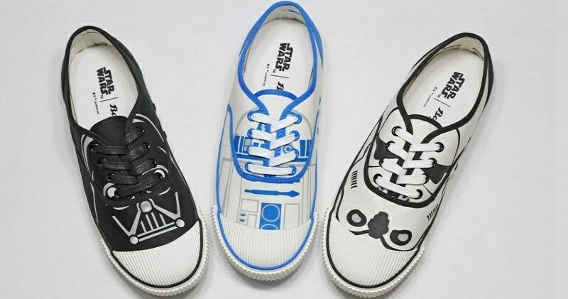 Bata Is Launching A Limited-Edition Star Wars Collection Coming To M'sian Stores In May 2018 - World Of Buzz 4