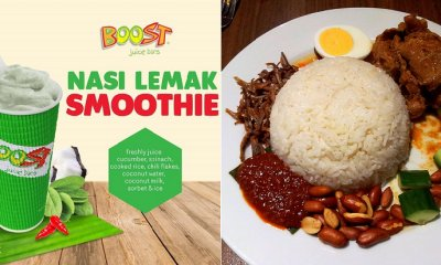 Boost Juice Is Jumping On That Nasi Lemak Hype And Launching Their Nasi Lemak Smoothie Today! - WORLD OF BUZZ 4