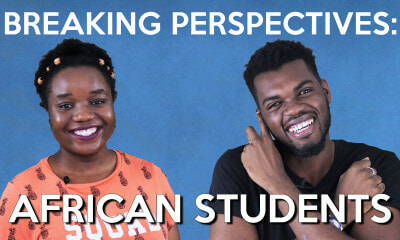 Breaking Perspectives in Malaysia: African Students - WORLD OF BUZZ