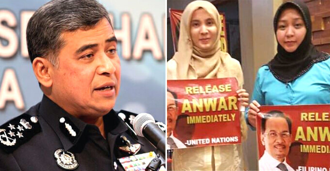 Ex-IGP Khalid and Ismail Sabri Ordered to Pay Nurul Izzah RM1Million in Total Over Defamation - WORLD OF BUZZ