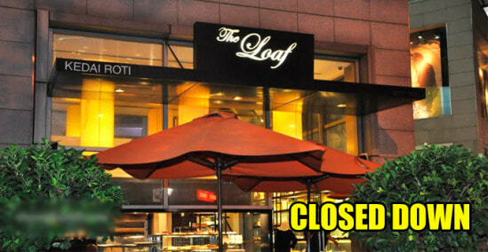 Famous Bakery The Loaf Abruptly Shuts Down All the Branches in Malaysia Yesterday - WORLD OF BUZZ