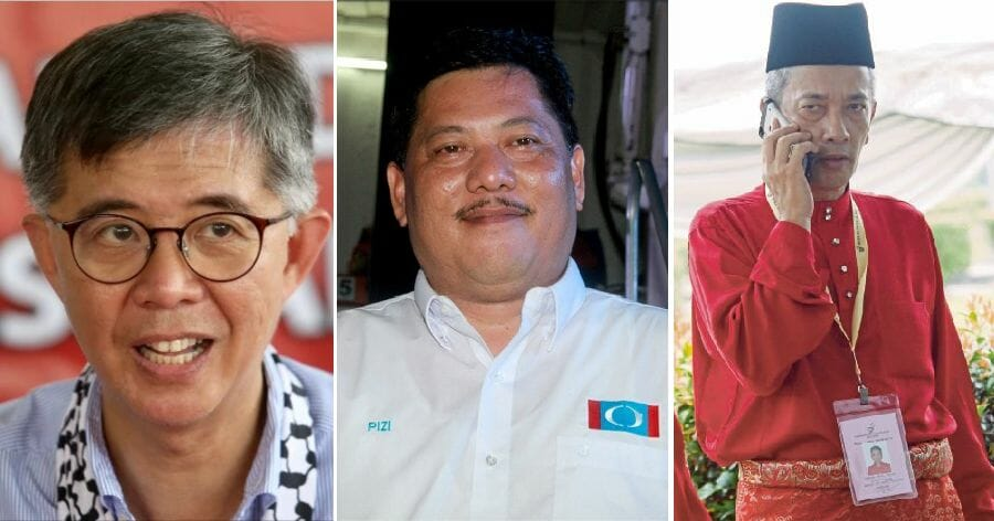 Five PH Candidates Disqualified Even Before GE14 Battle Officially Begins - WORLD OF BUZZ 7