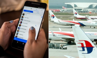 If You're Travelling With MAS, You Can Now Book Your Flight Through Facebook Messenger - WORLD OF BUZZ