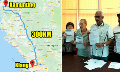 Klang Voters Unknowingly Moved to Kamunting, Now Need to Travel 300km to Vote - WORLD OF BUZZ