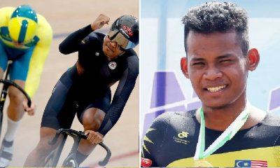 Malaysian Athlete Beats Australian World Champion in Commonwealth Games - WORLD OF BUZZ 1