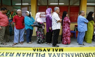Malaysian Human Rights Commission Barred by EC From Observing GE14 Polling Day - WORLD OF BUZZ 2