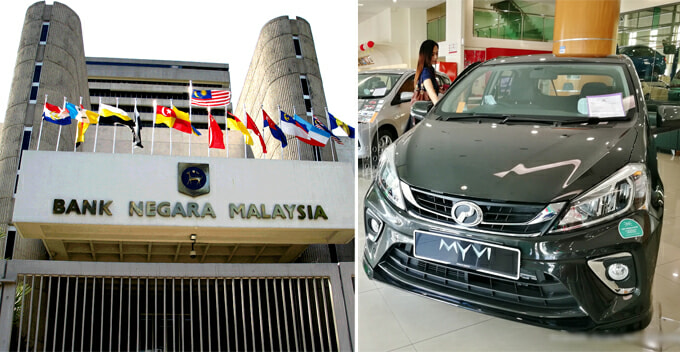 Malaysians May Have to Pay More for Car and Housing Loan Following Interest Rate Hike - WORLD OF BUZZ