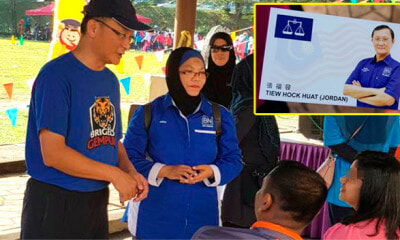 Man Allegedly Asks Parents to Vote for BN During School Sports Day, Says He's Not Campaigning - WORLD OF BUZZ