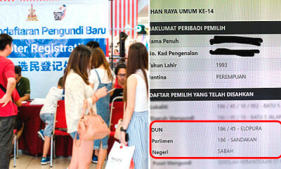 M'sian Girl Who's Been Staying Overseas For 8 Years Finds Her Name Registered in Sabah - WORLD OF BUZZ