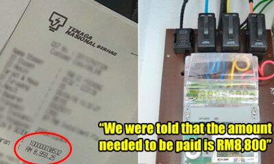 M'sian Shares How Tampering with Electricity Meter Lands Her in Trouble with TNB - WORLD OF BUZZ