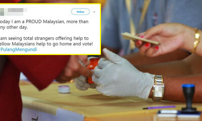 M'sians Use Social Media to Rally Together and Help Each Other Vote - WORLD OF BUZZ 4