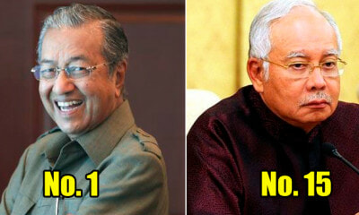 Tun Mahathir - WORLD OF BUZZ