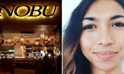 "Nobu KL Reported to Human Rights Commission for Telling Transgender Chef to ""Act Like a Man"" - WORLD OF BUZZ 2"