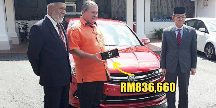 Number Plates In Malaysia You Would Not Believe Cost As Much As They Do - World Of Buzz 2