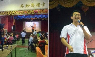 Private School Rents Hall To Dap For Event, Receives Warning Letter From Johor Education Department - World Of Buzz